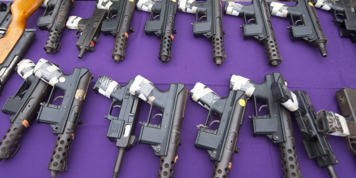 Center for American Progress alerta que tráfico de armas detona crímenes en México