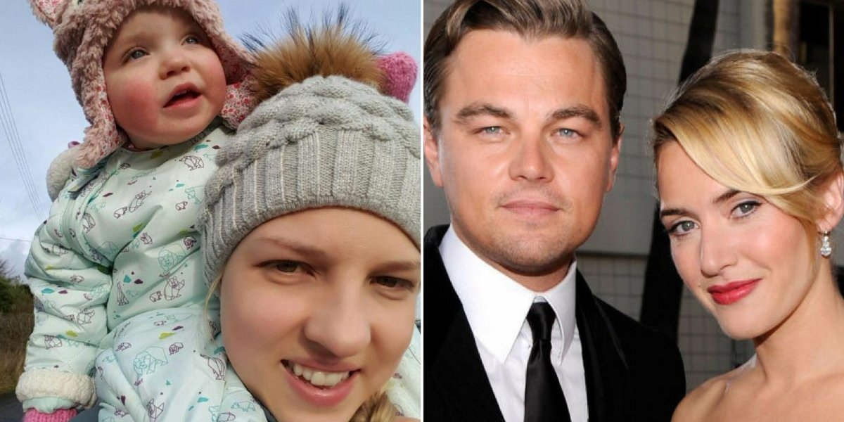 Kate Winslet e Leonardo DiCaprio salvam jovem com câncer