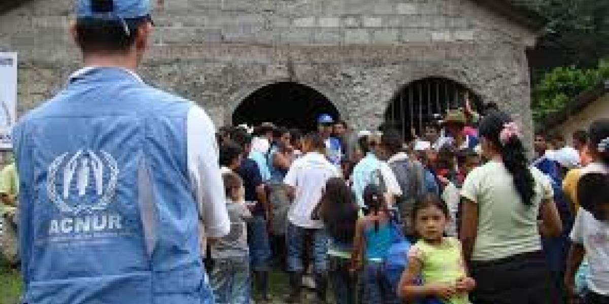 Ecuador y Acnur fortalecen atención a refugiados en situación vulnerabilidad