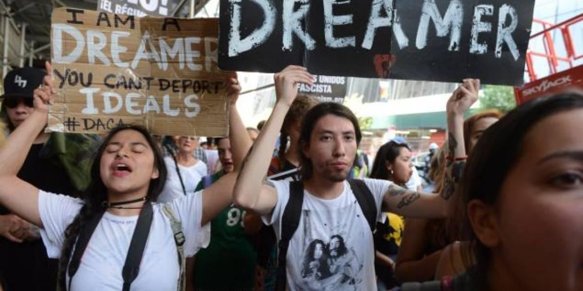 Trump rechazó plan para los dreamers