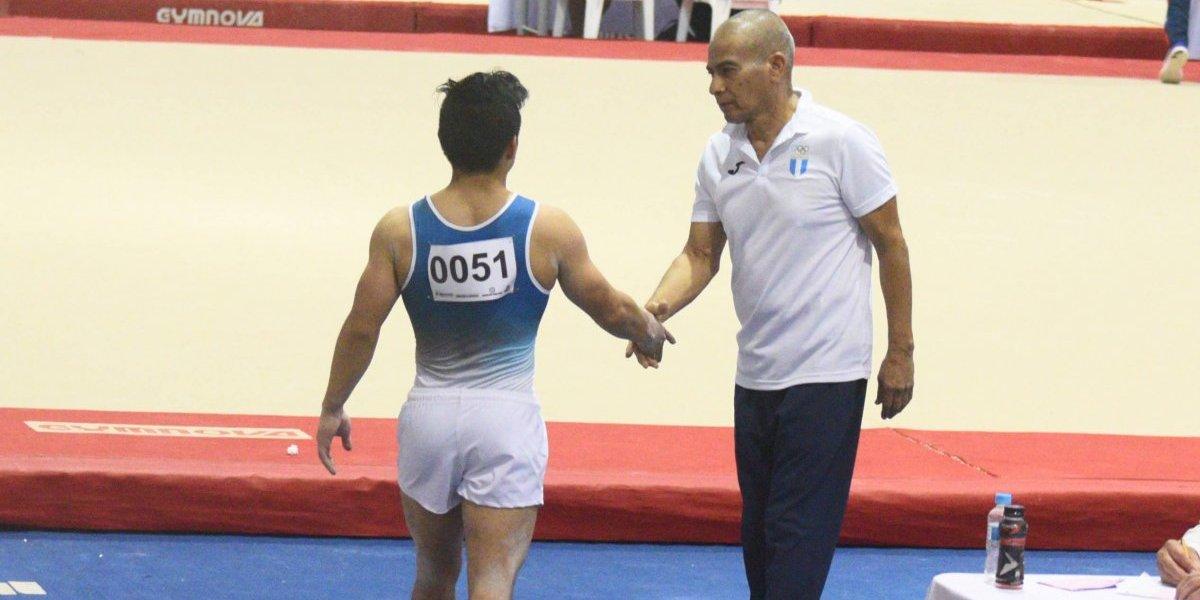 Fallece el entrenador del gimnasta Jorge Vega