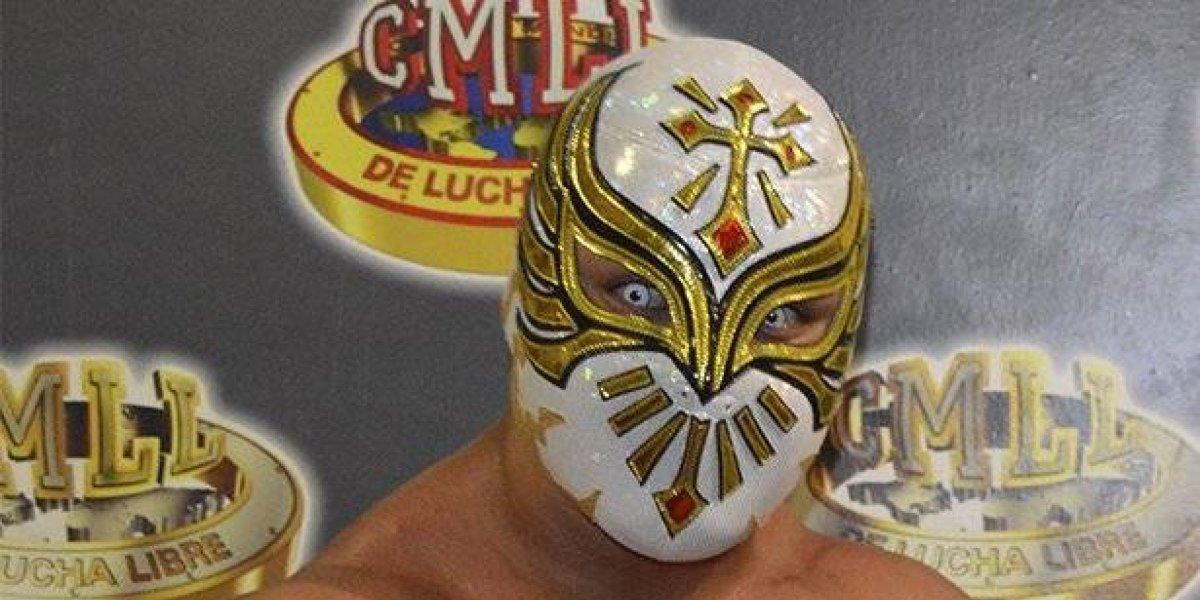 Carístico, Valiente y Niebla Roja en estelar del CMLL