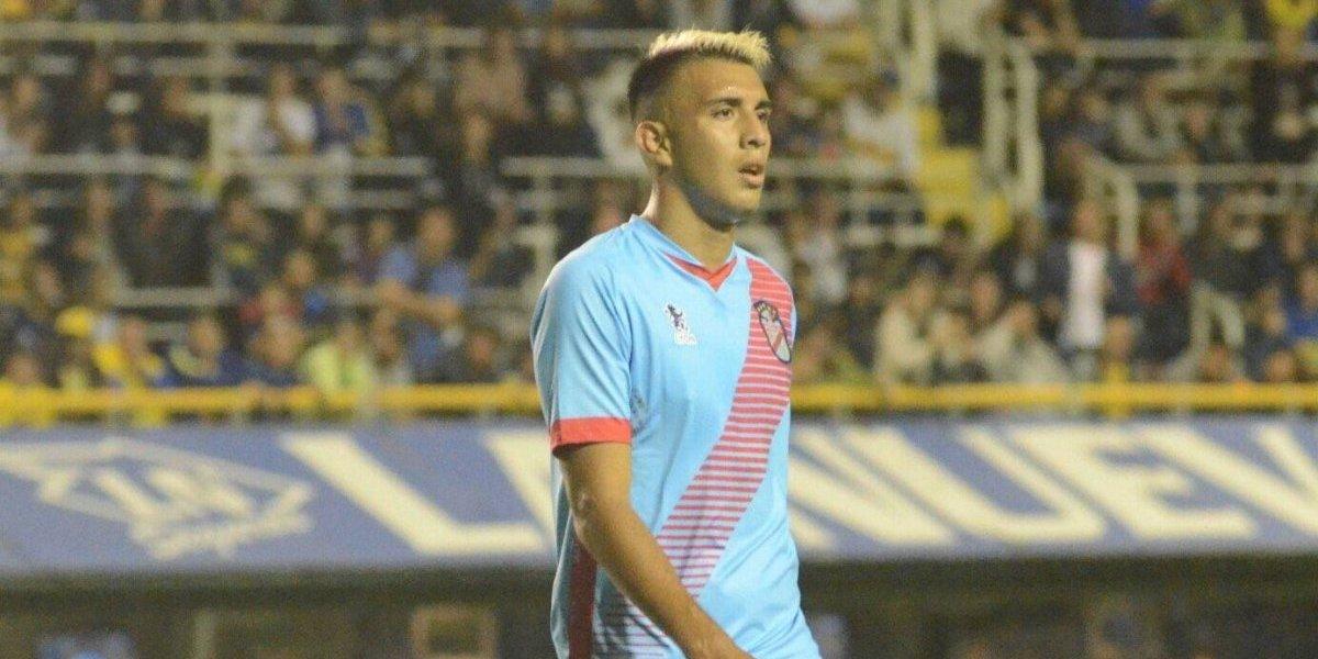 Antofagasta anuncia el arribo a préstamo de un delantero perteneciente a San Lorenzo