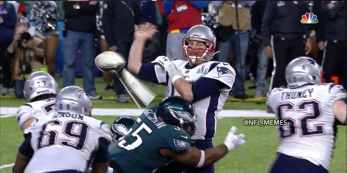 Los mejores memes del Super Bowl LII