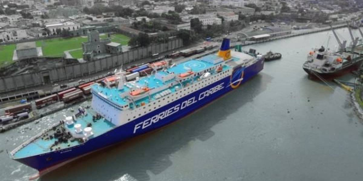 Ferries del Caribe oferta viajes a pasajeros varados de Pawa