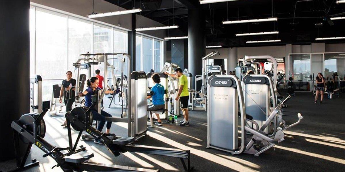El nuevo Fitness One Rus tiene capacidad para 3 mil personas