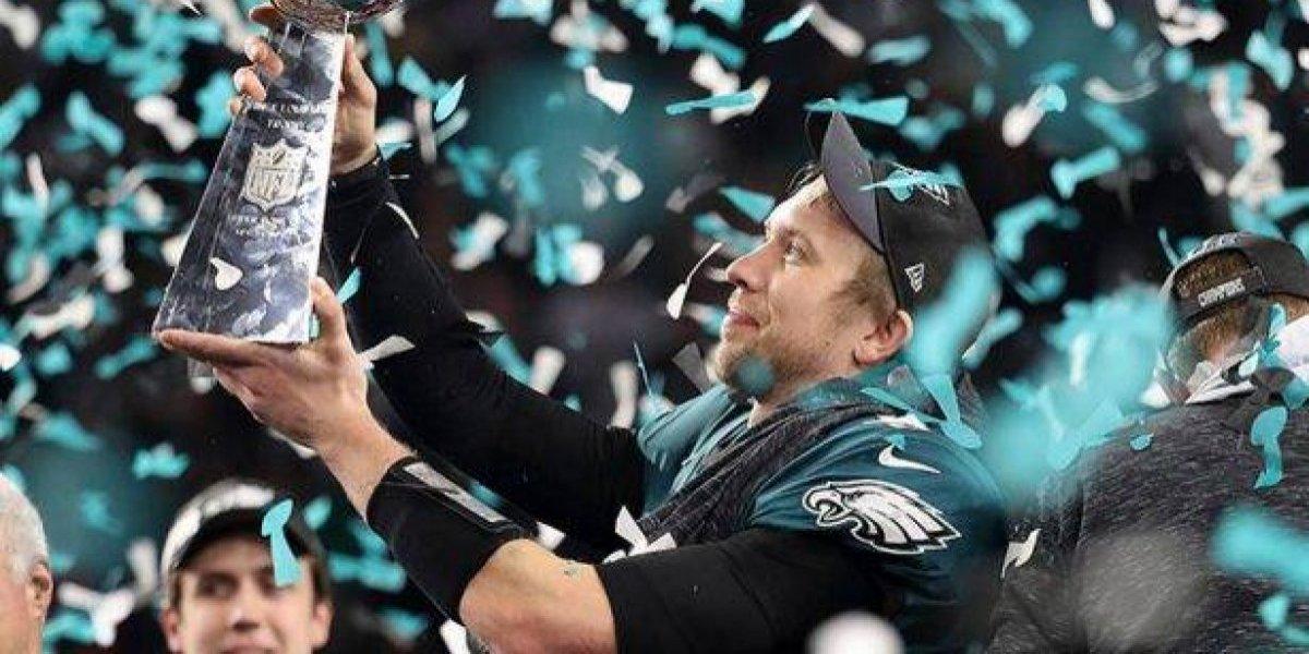 Nick Foles, el gran ganador del Super Bowl