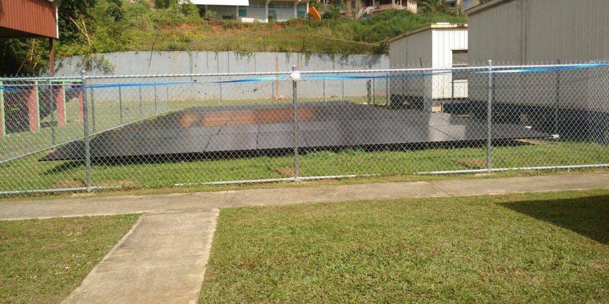 Centro de Salud Primaria de Aguas Buenas funciona con placas solares