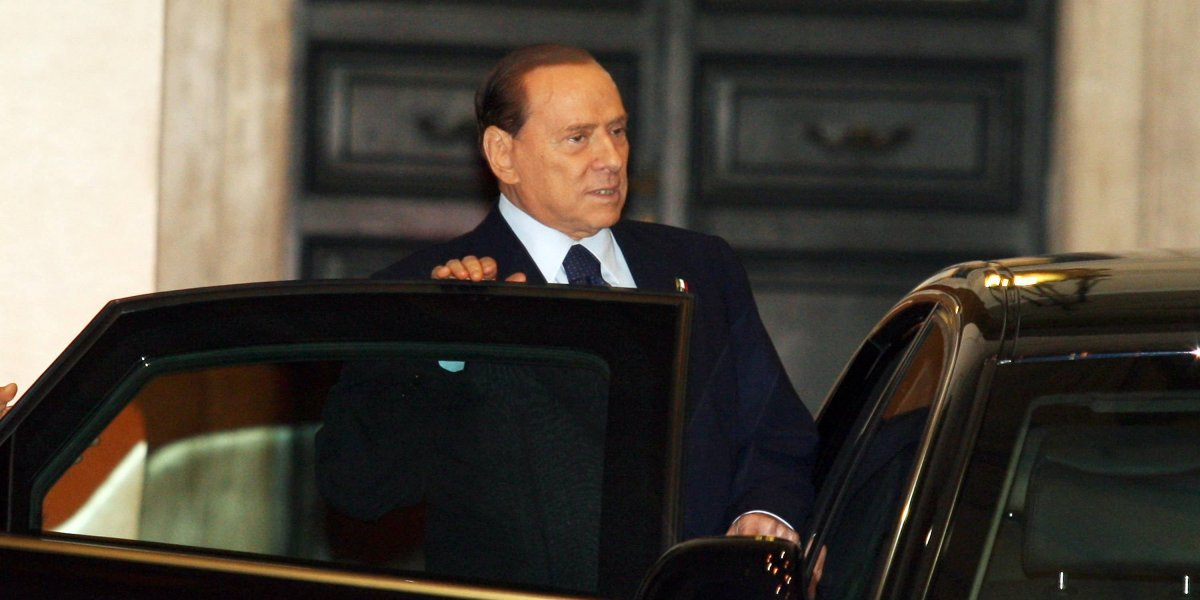 Berlusconi asegura que migrantes son una 'bomba social lista para explotar'
