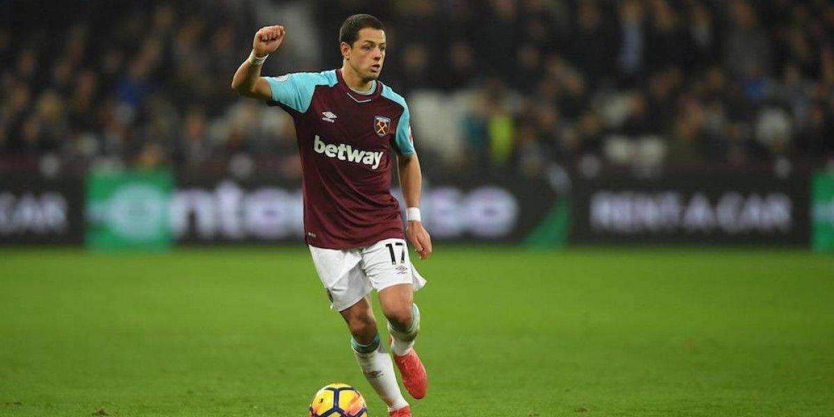 Chicharito se compromete a dar lo máximo por la salvación del West Ham