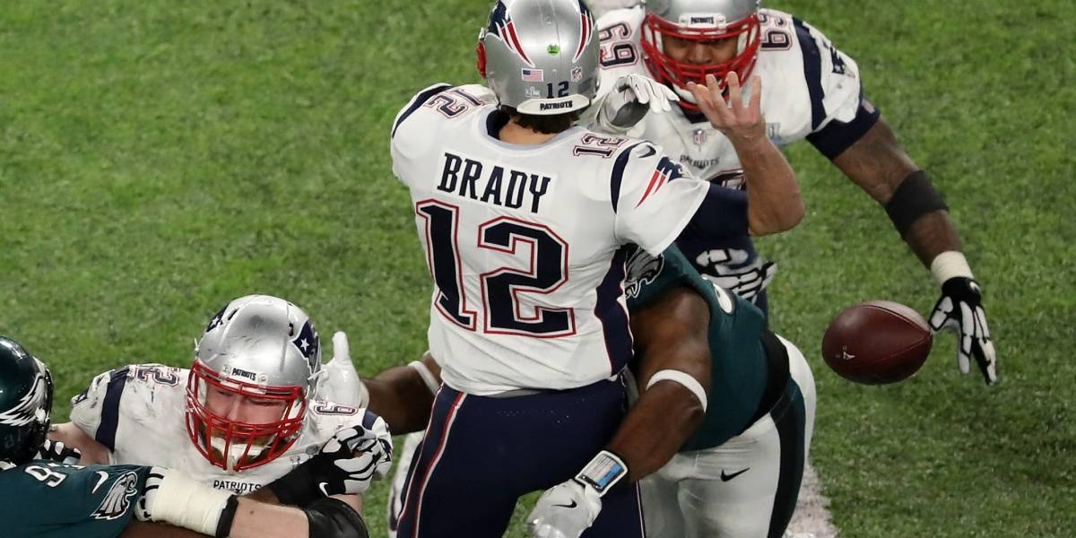 ¡Brady, el culpable! La jugada que definió el Súper Bowl LII