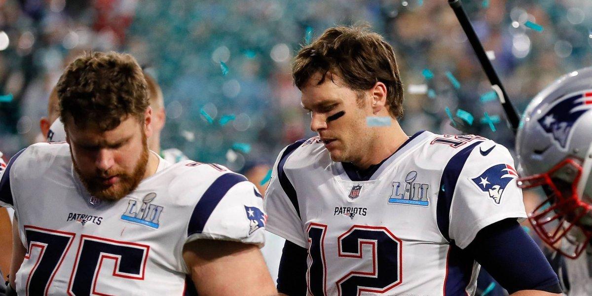 Esposa de Brady impacta con foto del jugador triste