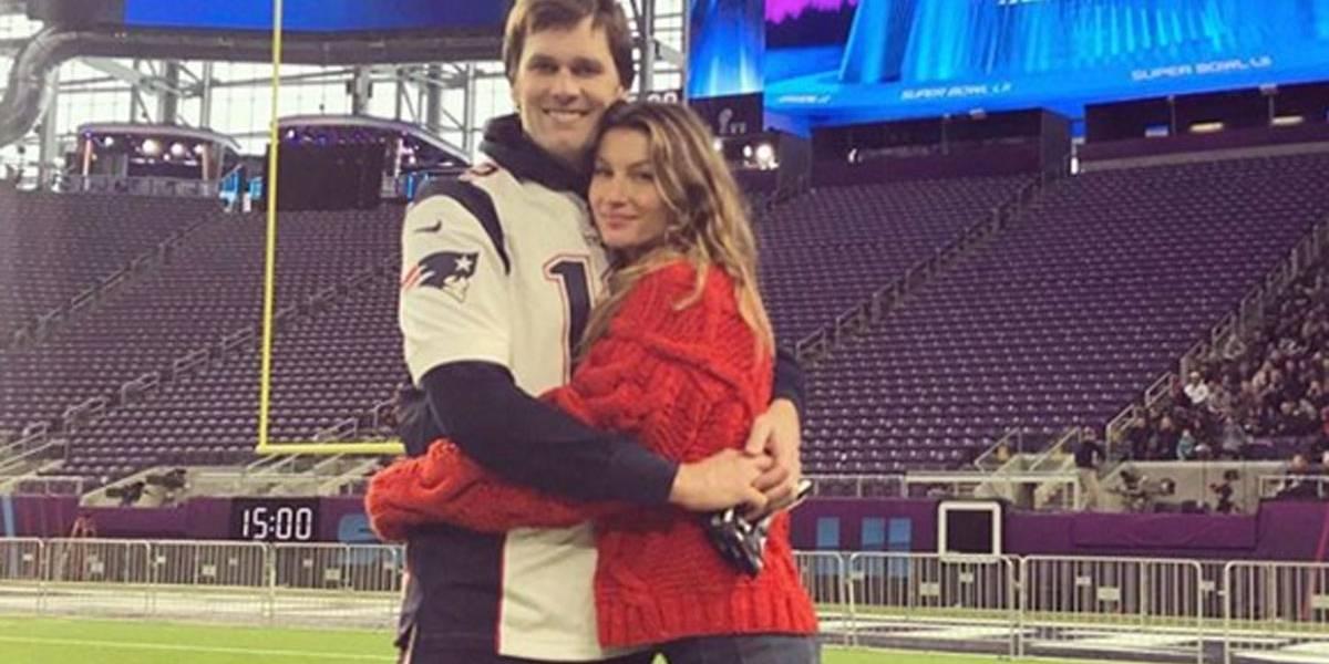 Gisele Bündchen dá lição valiosa aos filhos após derrota de Tom Brady no Super Bowl