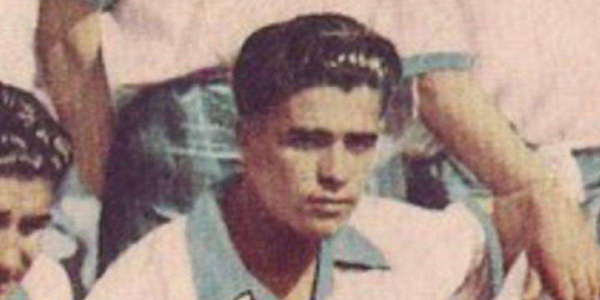 Falleció Domingo Pillado, integrante del Naval que por unos días fue Chile