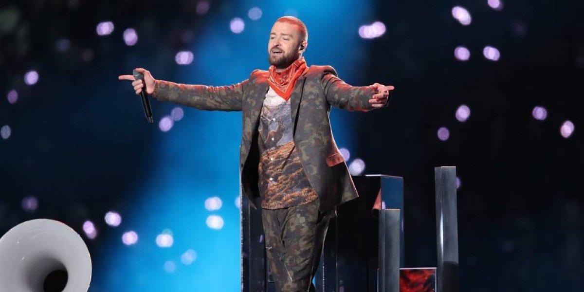 La polémica en torno al show de Justin Timberlake en el Super Bowl LII
