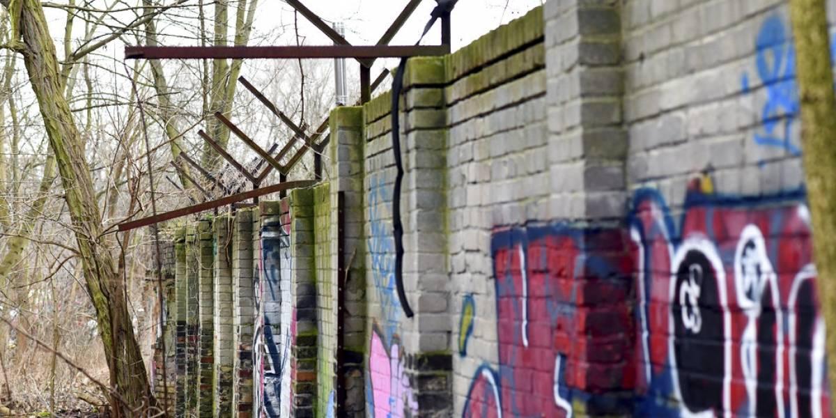 Muro de Berlín recientemente encontrado recibirá estatus de protección