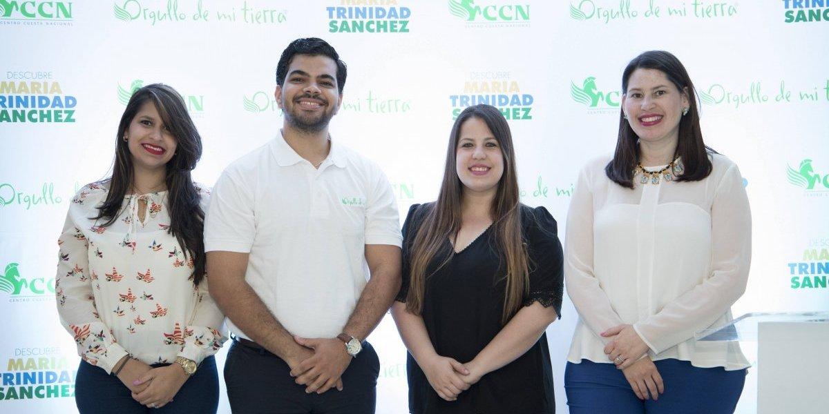 """CCN expuso """"Retrata lo mejor de María Trinidad Sánchez"""", en el recinto de UAPA en Nagua"""