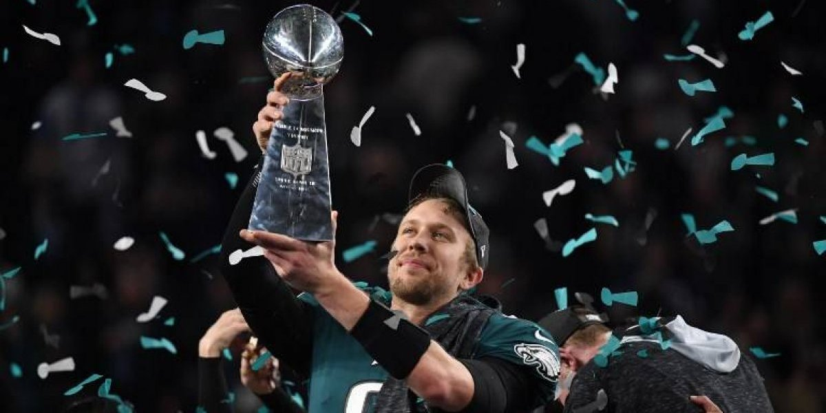 VIDEO ¡Eagles hacen historia en el Super Bowl 52!