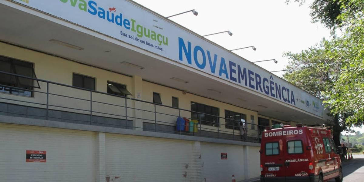 Bebê de mãe baleada em assalto na Baixada Fluminense recebe alta
