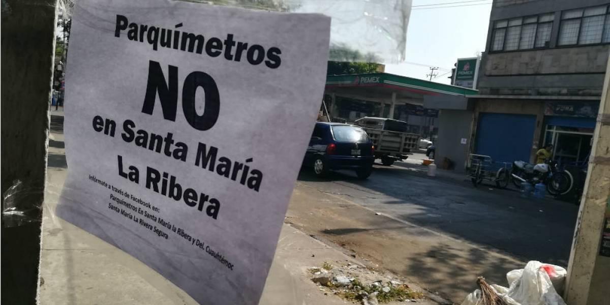 'Emporio' de parquímetros, detrás de proyecto en la Cuauhtémoc