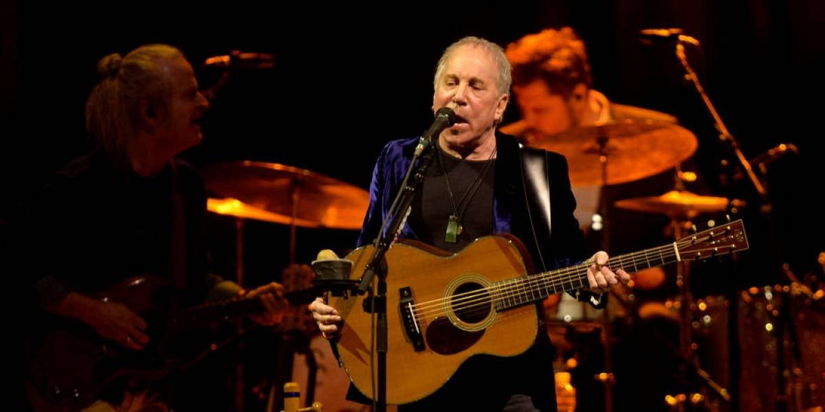 Turnê de despedida de Paul Simon terá 29 shows