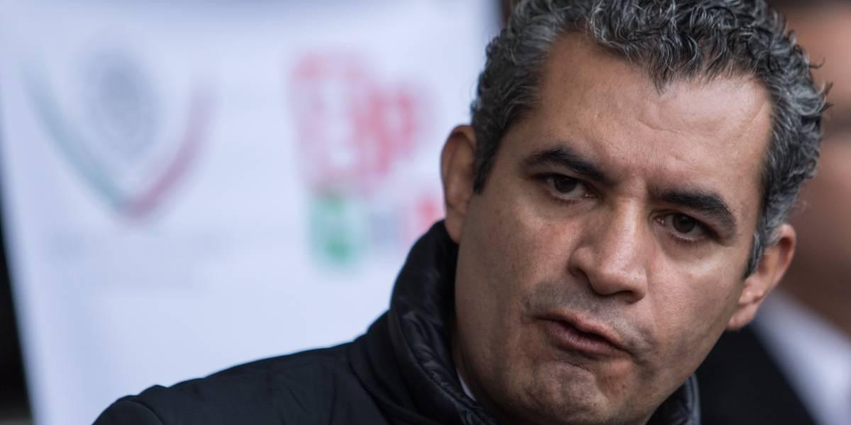 Vida pública de Anaya está marcada por la corrupción: Ochoa Reza