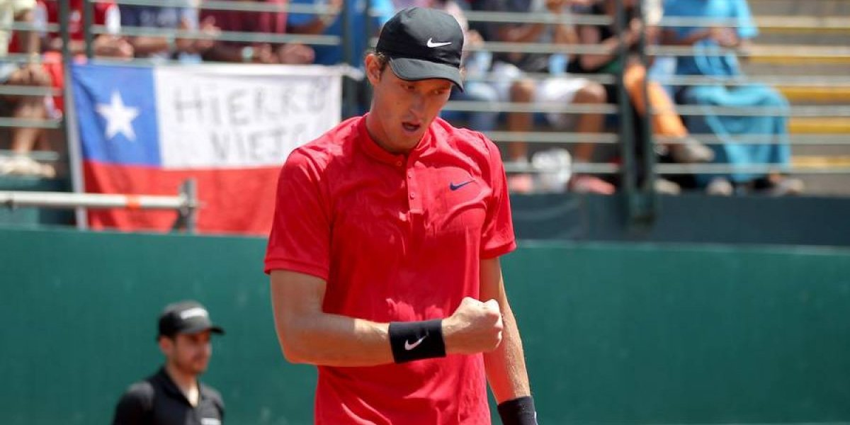 """Nicolás Jarry enfrenta el ATP de su """"ciudad regalona"""" con el mejor ranking de su carrera"""