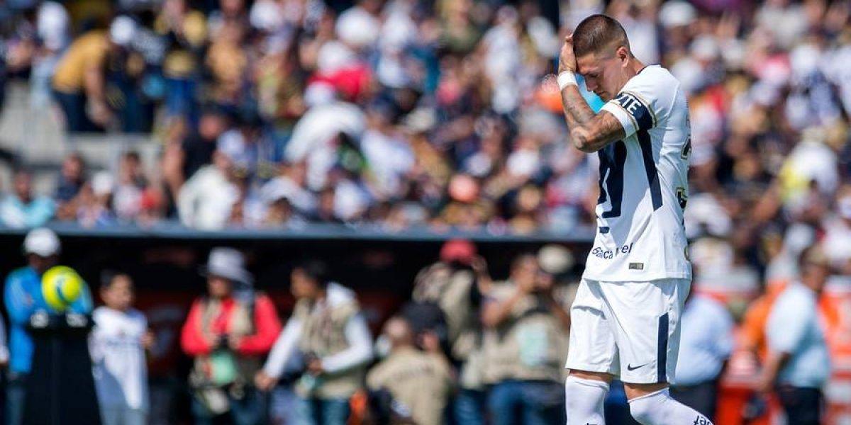 ¿Qué pasó? La inesperada agresión que sufrió Nico Castillo en México