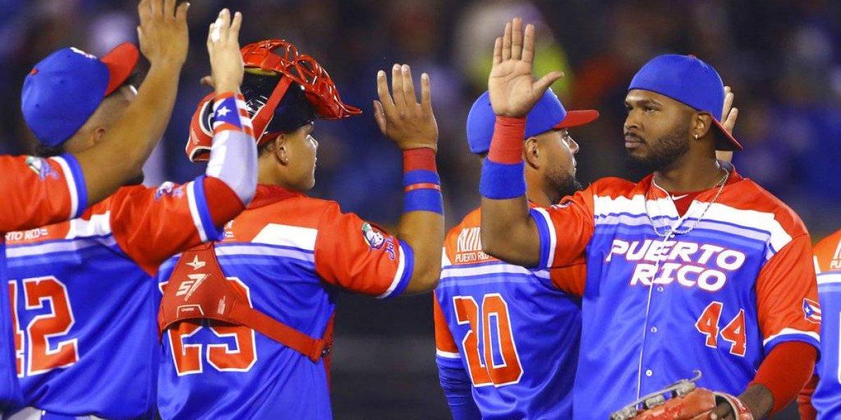 Puerto Rico clasifica a semifinales de Serie del Caribe