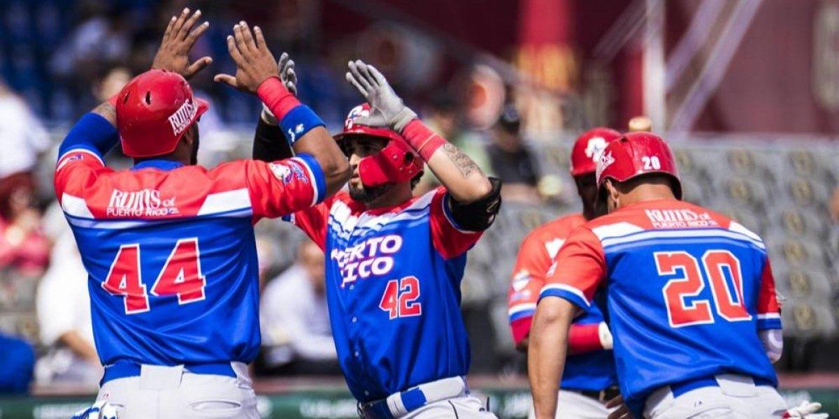 El campeón Puerto Rico califica en la Serie del Caribe 2018