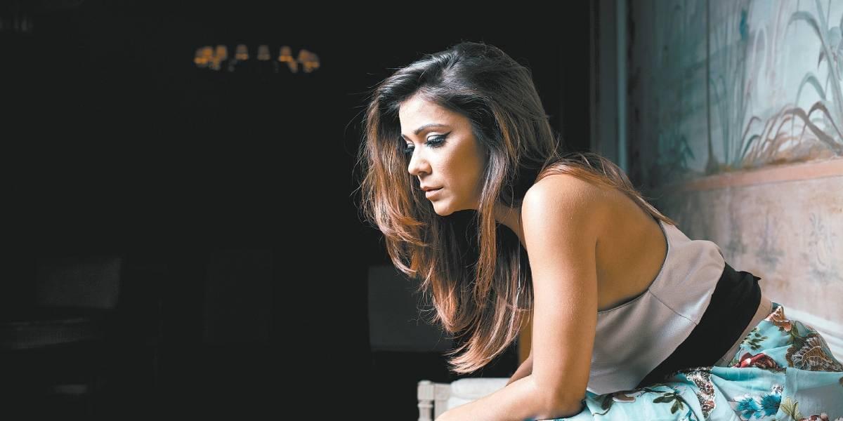 Cantora portuguesa Raquel Tavares injeta fado na obra do 'Rei' Roberto Carlos