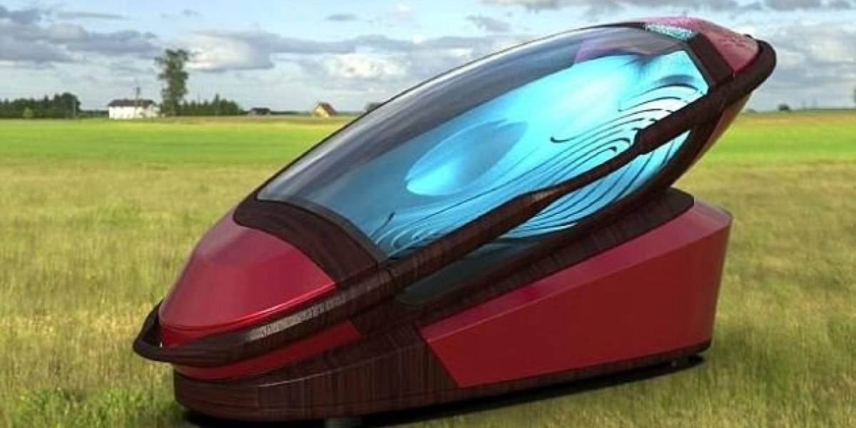 'Máquina da morte' promete - literalmente - matar sem dor os interessados