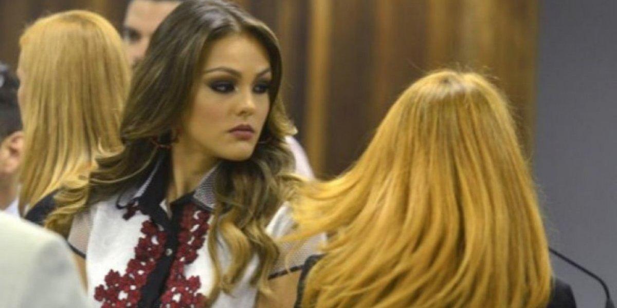Kristhielee Caride reacciona al cambio de Miss Universe P. R.
