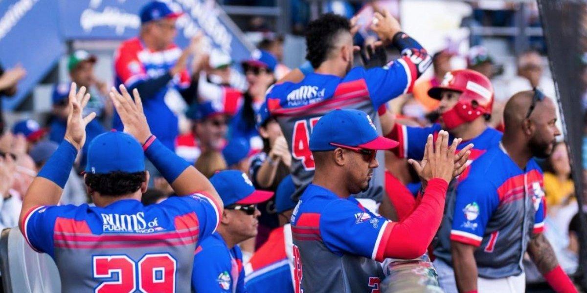 P. R. enfrentará a Venezuela por boleto a la final Serie del Caribe 2018