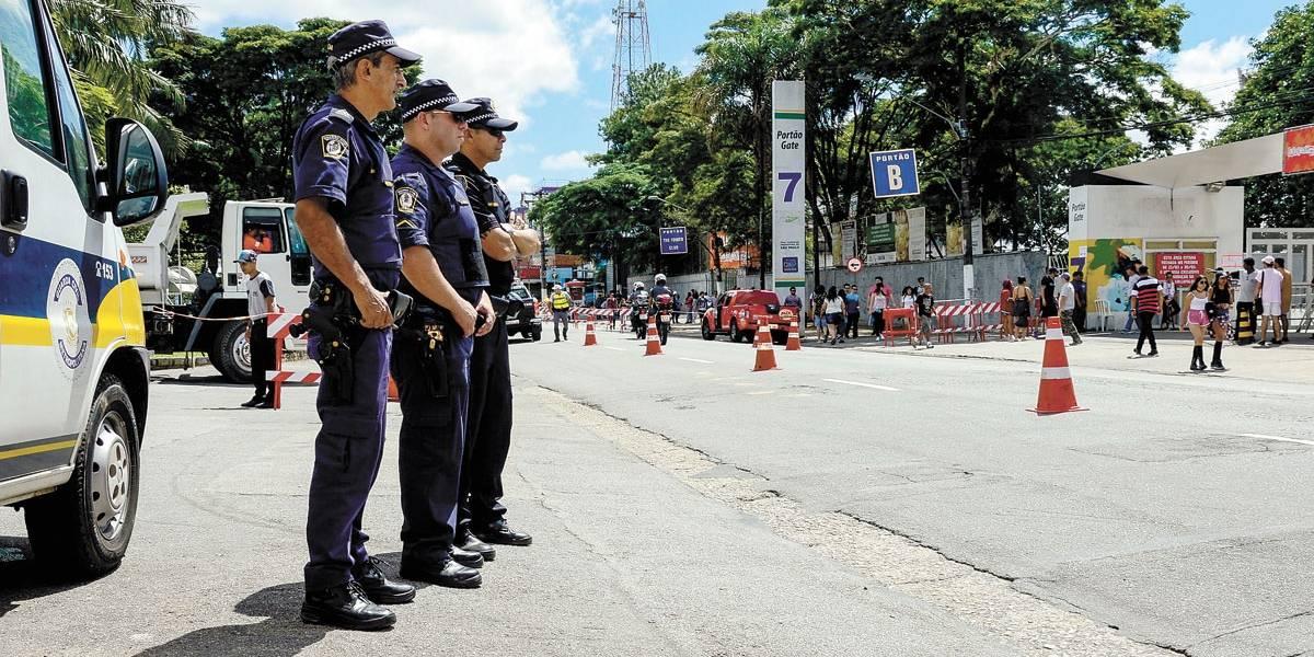 São Paulo terá mais de 500 novos policiais da Guarda Civil Metropolitana