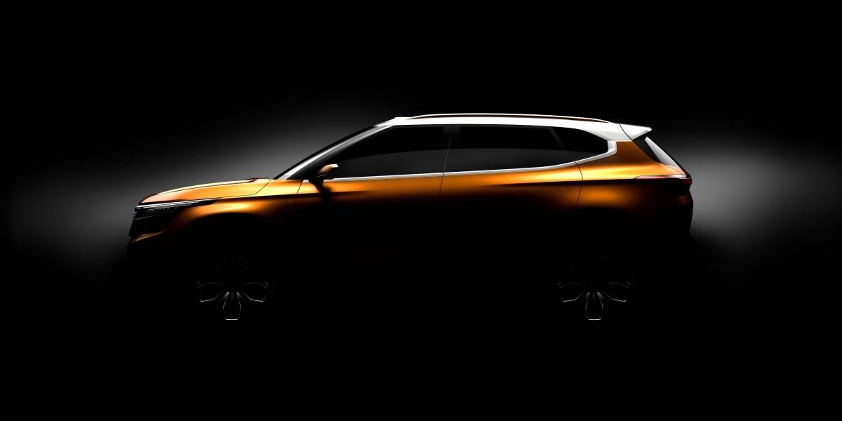 Kia hace su estreno en India en la Auto Expo de Nueva Delhi