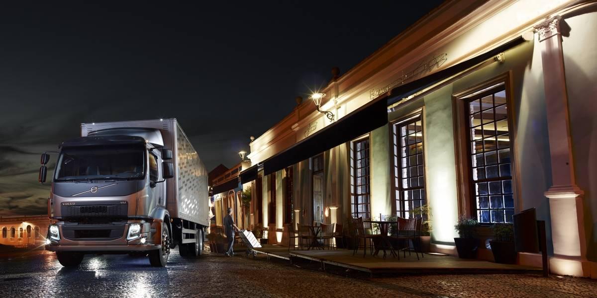 El próximo año comienza la venta de camiones eléctricos de Volvo en Europa