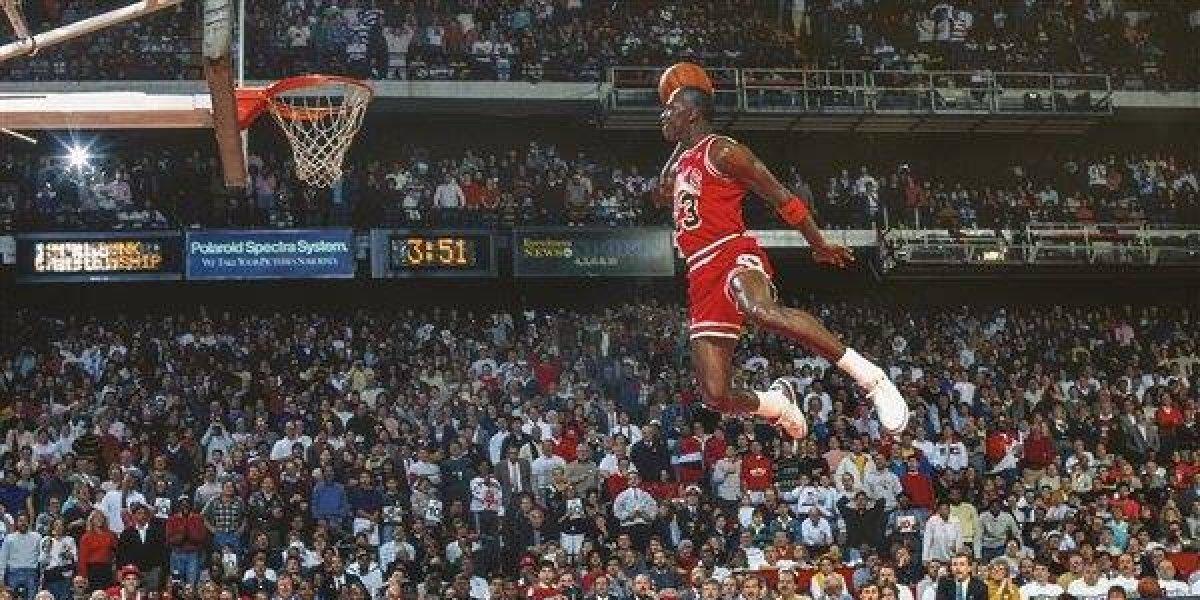 Se cumplen 30 años del Air Jordan