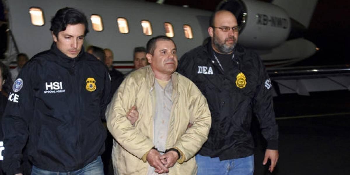 """Protegerán jurado en caso de """"El Chapo"""""""