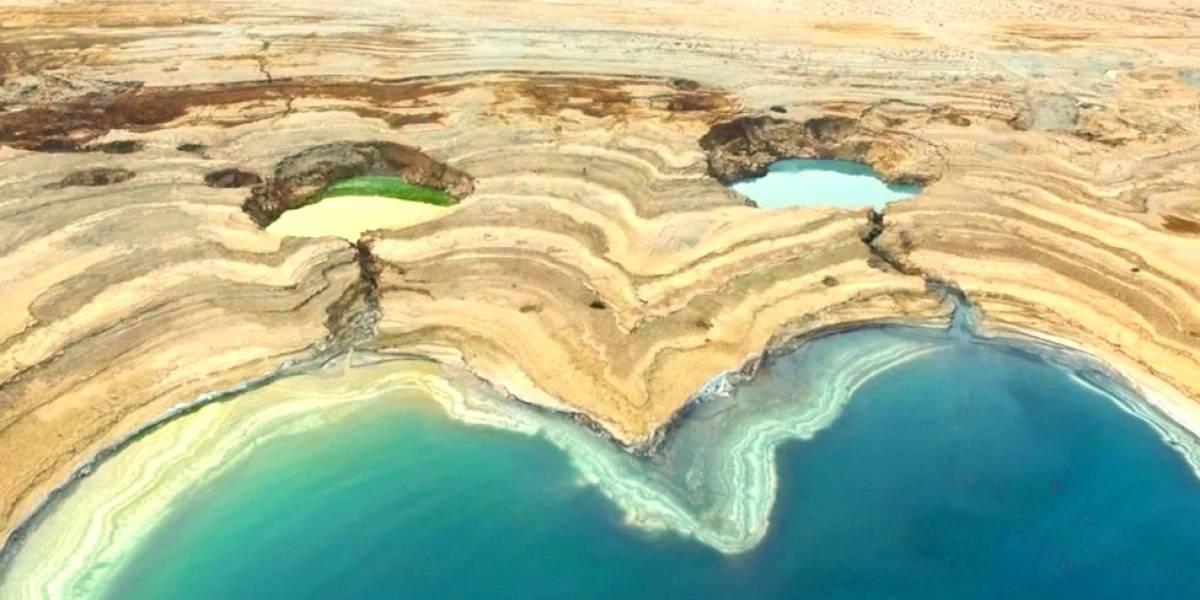 Pesquisador defende transformar devastação do mar Morto em oportunidade turística