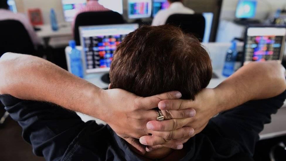 Día negro para el Dow Jones