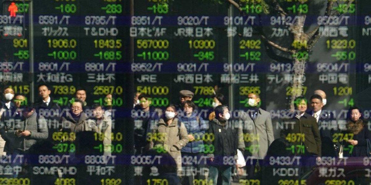 Desplome en Wall Street golpea mercados mundiales