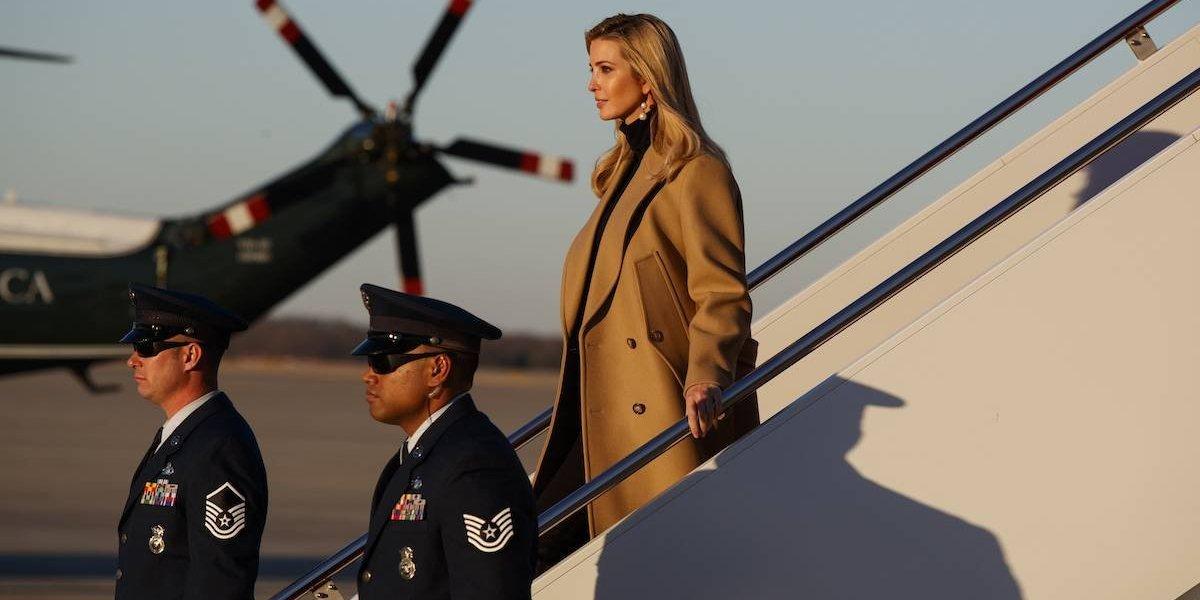 Ivanka Trump presidirá delegación de Estados Unidos en cierre olímpico