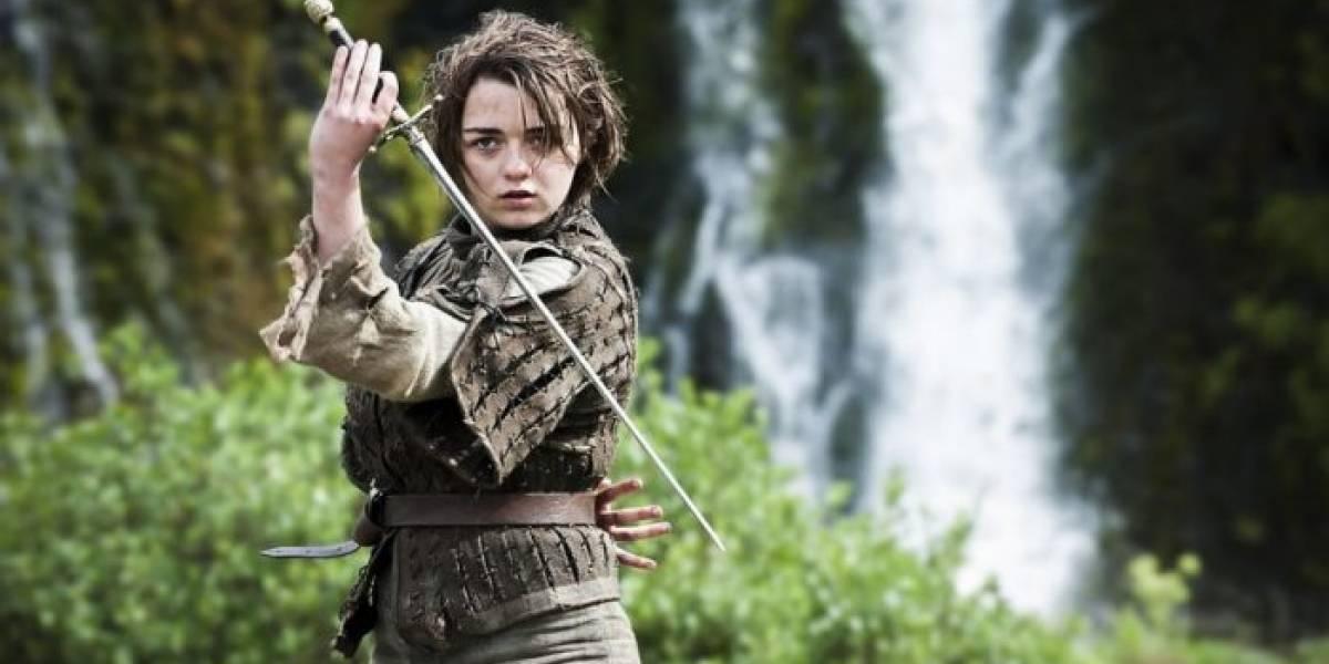 Game of Thrones: Arya Stark lanzará una app para detectar nuevos talentos