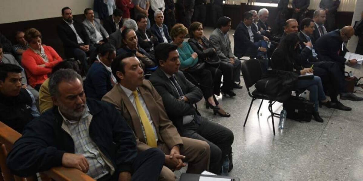 """Continúa reproducción de interceptaciones telefónicas del caso """"Traficantes de Influencias"""""""