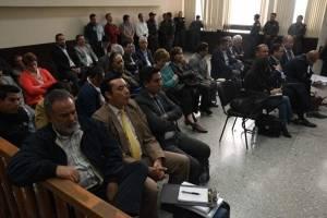 audiencia del caso Traficantes de Influencias