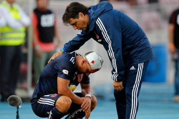 Pizarro quiere levantar la cabeza / imagen: Agencia UNO