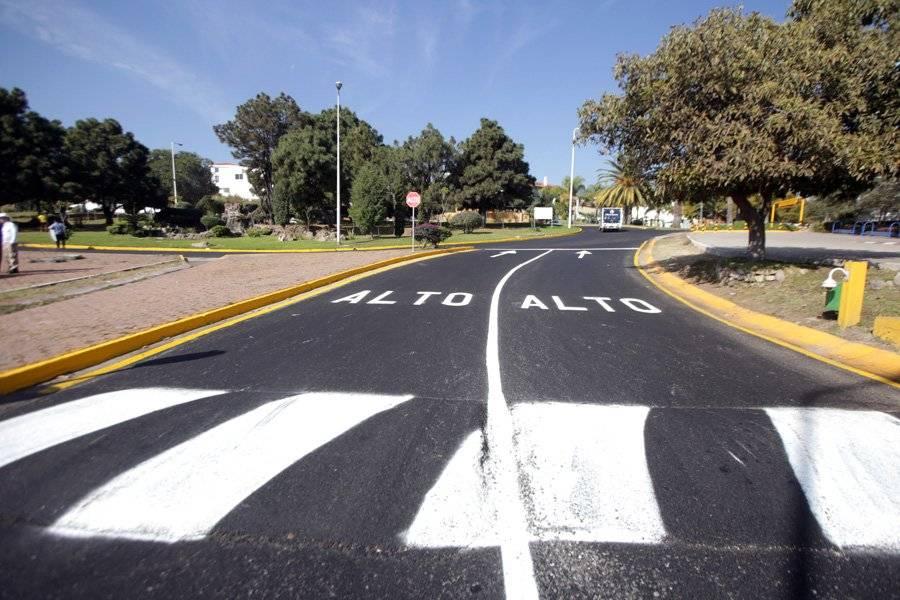 Culmina rehabilitación de calles en el Fraccionamiento Bugambilias