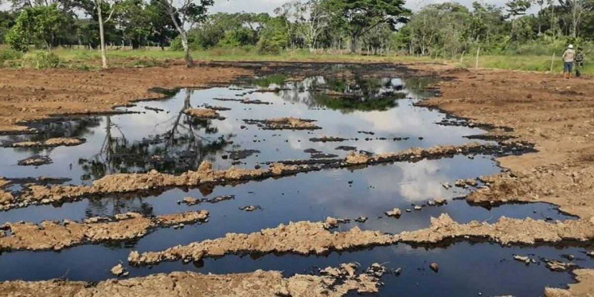 Coveñas: Nuevo atentado contra oleoducto Caño Limón