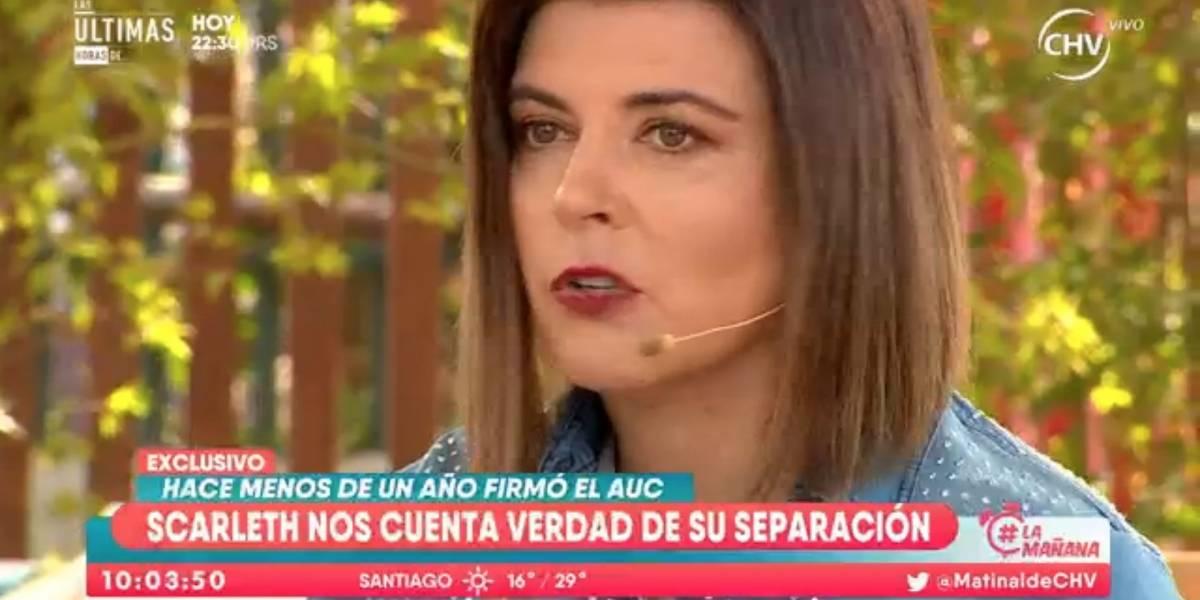 """""""Mis hijos están orgullosos de las mamás que tienen"""": Scarleth Cárdenas se emociona, habla de su separación y anuncia que se volverá a casar"""